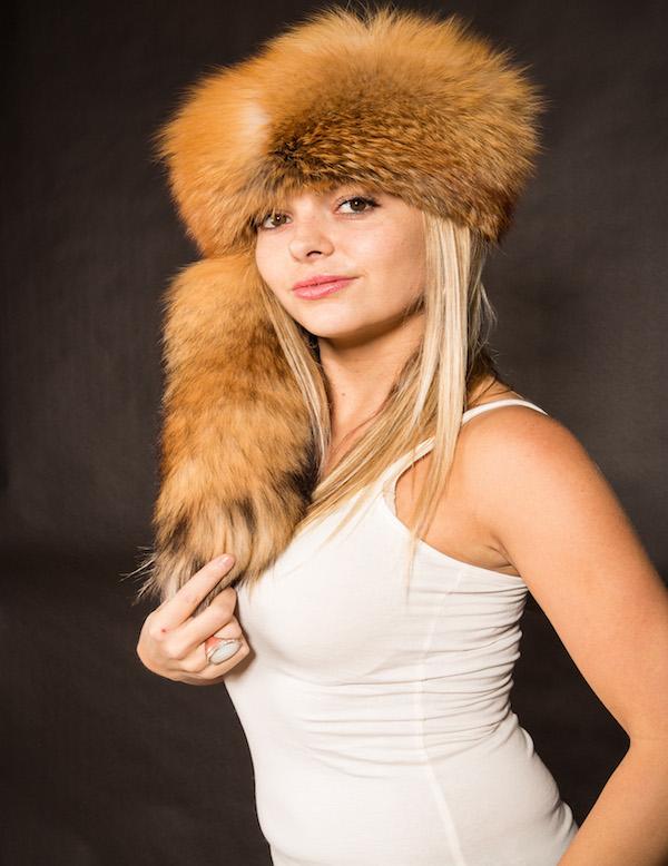 RedFox Hat