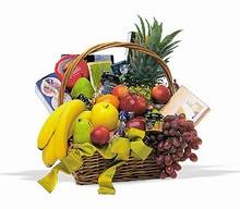 Magnificent Fruit or Gourmet Fruit Basket