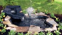 Algreen 144 Gallon Folding Preformed Pond/Streamlet Kit