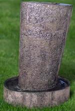 Oval Pillar Fountain with Base CGCFW048C