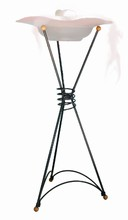 Tri-Pod Stand with Pink Bowl Fogger FOG22946