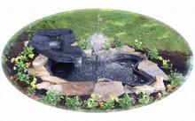 72 Gallon Pond/Streamlet Kit