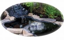 100 Gallon Pond/Waterfall Kit
