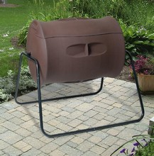 Terra Dual-Batch Tumbling Composter