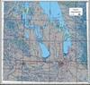 M5001 - Base Map of Southern Manitoba