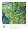 Atikaki Provincial Park Satellite Image