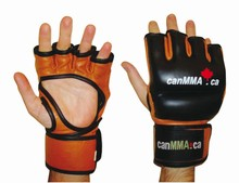 canbox.ca MMA Hybrid Training Gloves - Open Palm