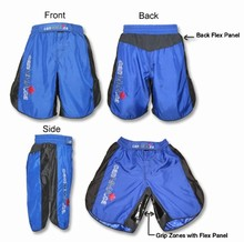 canMMA.ca Grip-Flex MMA Shorts