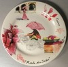 Bread & Butter Plate - Fuschia, Route des Indes