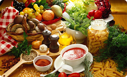 Le r�gime alimentaire �quilibr�