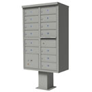 Casiers de Style Cabinet