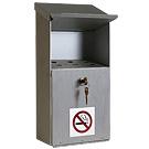 Cigarette Butt-Out Boxes