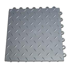 Tuile de plancher �Diamond Plate� -12