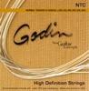 Cordes de Nylon Godin NTC Haute-D�finition