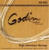 Godin A6 MD Acoustic High-Definition Strings