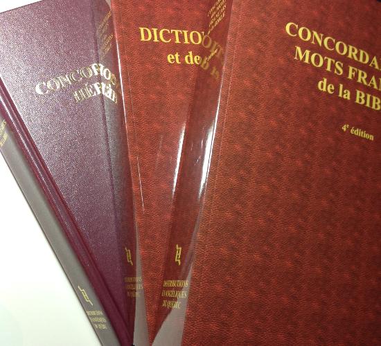 Ensemble Concordances et Dictionnaire NEG79 / PRIX RÉG.: 296.85$ / PRIX SPÉCIAL POUR L'ENSEMBLE :