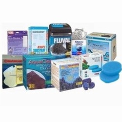 Filter Media, Inserts, Carbon, Phosphate Removers, & Resins