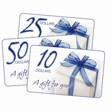 $25.00 Electronic Gift Card