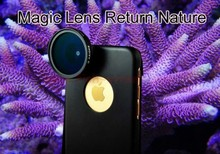 Magic Crystal Lens/Filter for Camera Phones and Digital Cameras