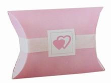 Pink Pillow Box