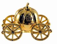 Boîte à bijoux carosse