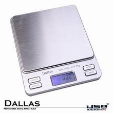 Balance digitale professionnelle Dallas 2kg X 0.1g
