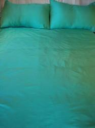 Plain Dupioni Silk Duvets