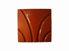 art 14234 Square bar chocolate mold
