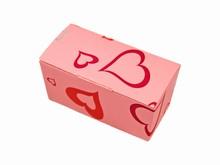 CCV212 Mini ballotin Pink Valentine