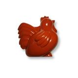 art14849 Modern chicken chocolate mold