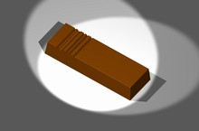 chocolate mold mc102