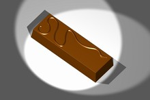 chocolate mold bar mc101