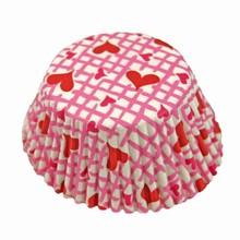 (s85mht1)Valentine cupcake liners