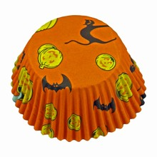 (s85mpump5)Halloween cupcake liners