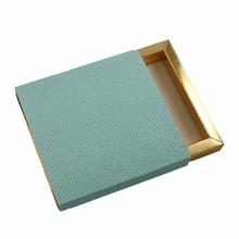 E99260g Paraibo Leather Illusion Sleevebox 3 bar or 9 chocolates