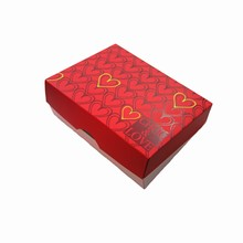 Folding Choc & Love Box