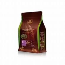 Milk chocolate bio and fair trade Cacao Barry
