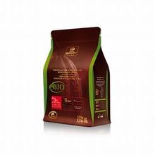 Dark chocolate bio and fairtrade