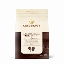 Chocolat de trempage Ice-chocolat noir
