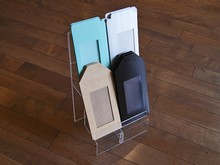 Plexiglass Display for Chocolate Bars