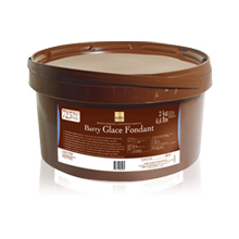 Couverture Chocolate Barry Glace Fondant 72.5%