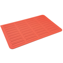 Silicone Mat for Eclairs 36ct