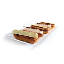 20EC01 Chocolate Decoration Molds for Eclairs