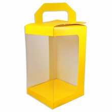 BP80 Bright Yellow Box for 3D Chocolate