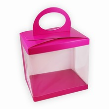BP83 Fuchsia Box for 3D Chocolate