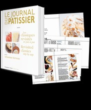 L300 Le Journal du Pâtissier: Revisited classics step-by-step - Sébastien Serveau