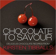 L101Chocolate to Savour: Delicious Chocolate Recipes from Kristen Tibballs