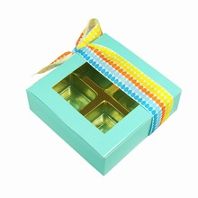 CC328 Turquoise Quattro with Gold Tray