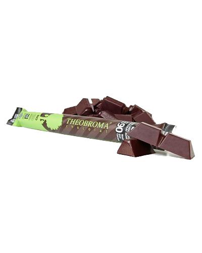 B�ton de chocolat noir � 90% - Theobroma Chocolat