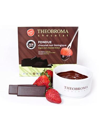 Fondue Theobroma Chocolat - Theobroma Chocolat